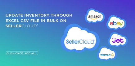 update inventory through sellercloud