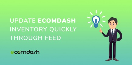 update ecomdash inventory