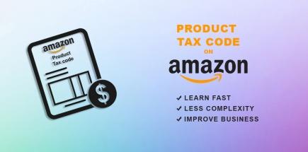 product tax code on amazon