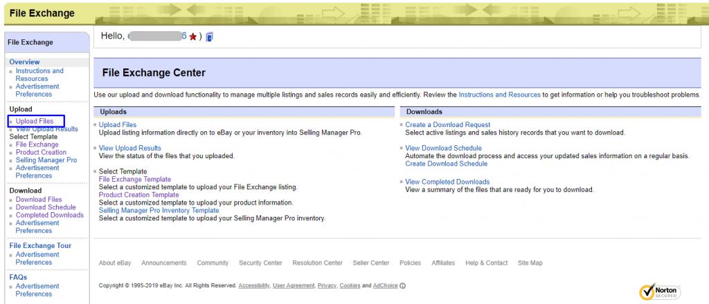 Bulk Revise Quantity or Update Stock Inventory using ebay