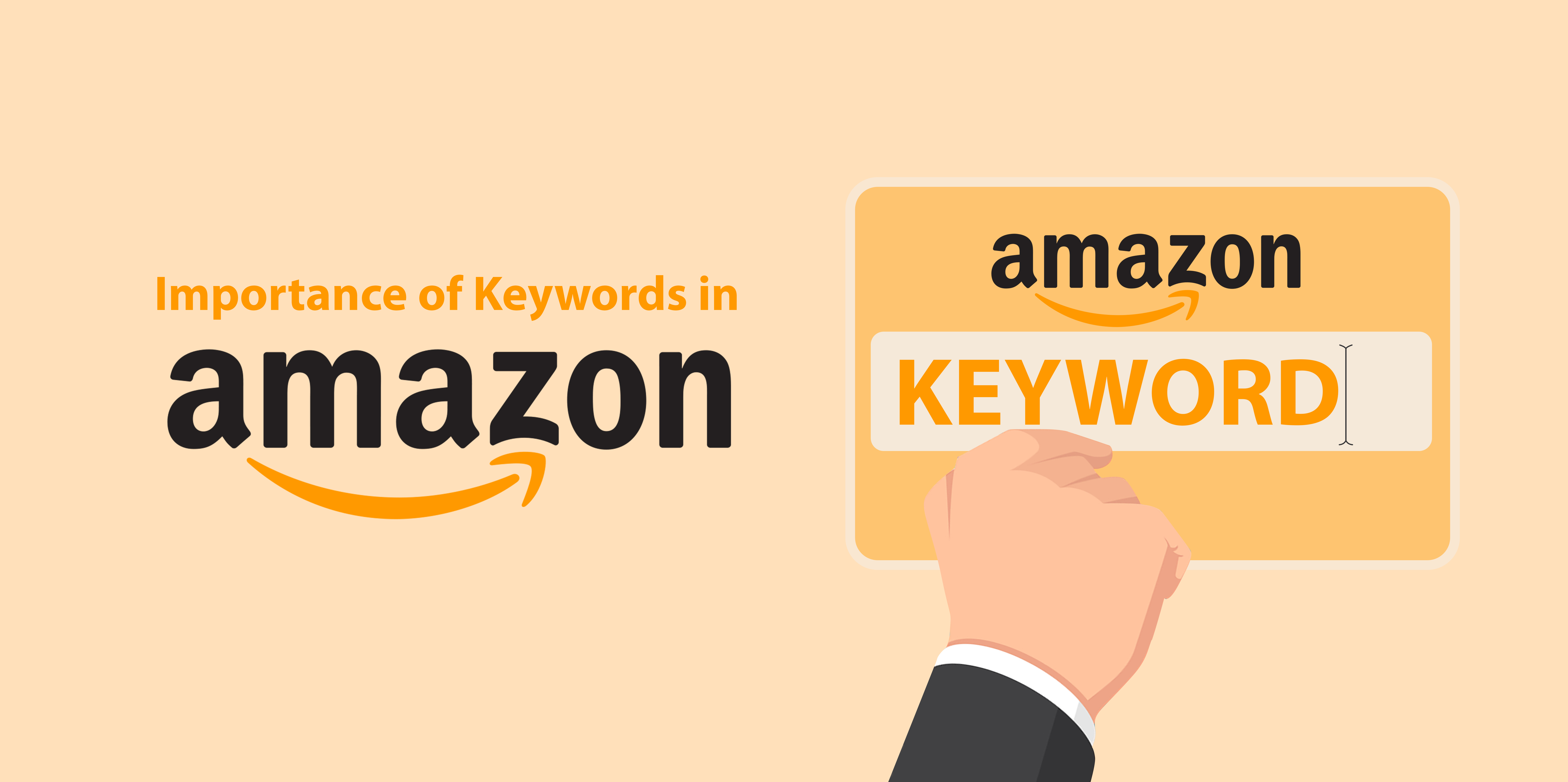 keywords on amazon