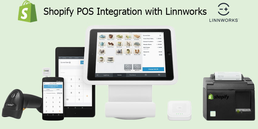 How to integrate Shopify POS (Point of Sale) with Linnworks