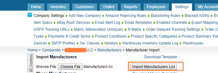 How to Create Brand and Manufacturer In Sellercloud