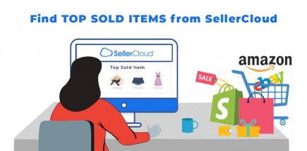 Sellercloud sold items